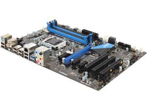 MSI PH67A-C43 (B3) ATX Intel Motherboard