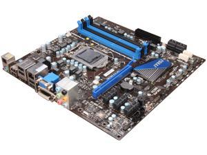 MSI H67MS-E43 (B3) Micro ATX Intel Motherboard