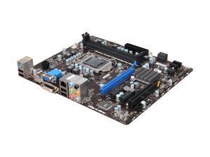 MSI H61M-E33 (B3) Micro ATX Intel Motherboard