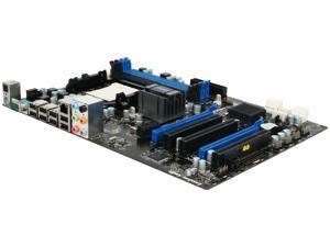 MSI 870S-G46 ATX AMD Motherboard