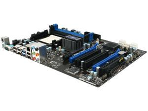 MSI 870A-G46 ATX AMD Motherboard