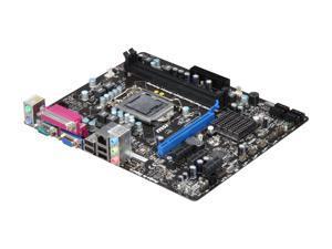 MSI H61M-P23 (B3) Micro ATX Intel Motherboard