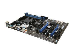 MSI 970A-G45 ATX AMD Motherboard