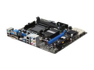 MSI 880GMA-E35 (FX) Micro ATX AMD Motherboard