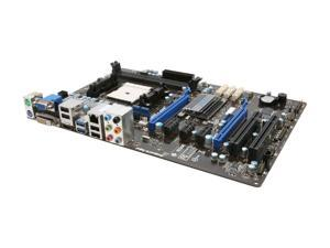 MSI A75A-G35 ATX AMD Motherboard with UEFI BIOS