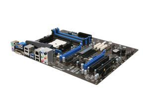 MSI A75A-G55 ATX AMD Motherboard