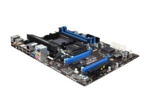 MSI 990XA-GD55 ATX AMD Motherboard