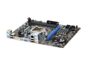 MSI H61M-P25 (B3) Micro ATX Intel Motherboard with UEFI BIOS