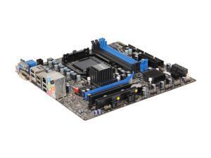 MSI 760GM-E51 (FX) Micro ATX AMD Motherboard