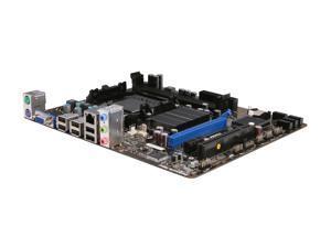 MSI 760GM-P21 (FX) Micro ATX AMD Motherboard