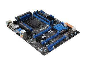 MSI Z77A-GD80 ATX Intel Motherboard with UEFI BIOS and Thunderbolt
