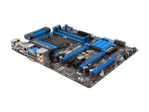 MSI Z77A-GD55 ATX Intel Motherboard with UEFI BIOS