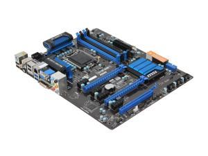 MSI Z77A-G45 ATX Intel Motherboard with UEFI BIOS