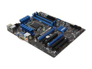 MSI B75A-G43 ATX Intel Motherboard with UEFI BIOS