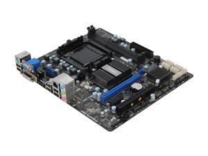MSI 880GMS-E41 (FX) Micro ATX AMD Motherboard