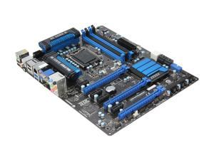 MSI Z77A-G45 Thunderbolt ATX Intel Motherboard with UEFI BIOS
