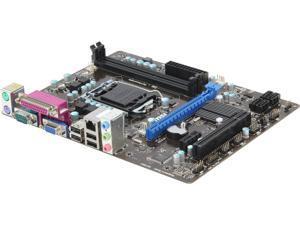 MSI H61M-P32/W8 Micro ATX Intel Motherboard
