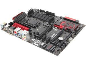 MSI Z87-GD65 Gaming ATX Extreme OC High Performance Triple CFX/ SLI  Intel Motherboard