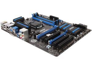 MSI Z87-G43 ATX High Performance CF Gaming Intel Motherboard