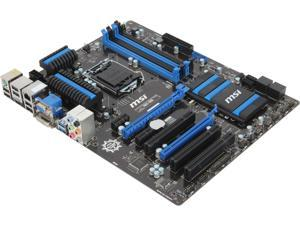 MSI H87-G43 ATX High Performance CF Intel Motherboard