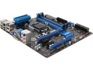 MSI H87M-G43 Micro ATX High Performance CF Intel Motherboard
