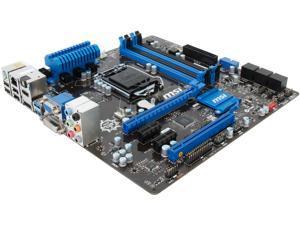 MSI Z87M-G43 uATX Intel Motherboard