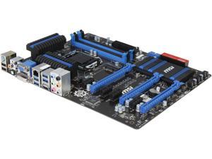MSI Z87-G55 ATX Intel Motherboard