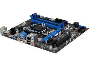 MSI CSM-B85M-E45 Intel Motherboard
