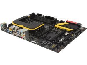 MSI Z87 MPOWER MAX AC LGA 1150 Intel Z87 HDMI SATA 6Gb/s USB 3.0 ATX Intel Motherboard