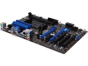 MSI A88X-G41 PC Mate ATX AMD Motherboard