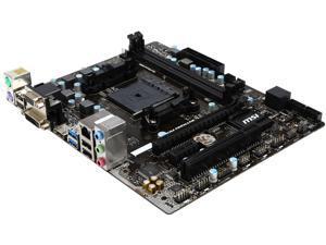 MB MSI | A68HM-GRENADE RTL Configurator
