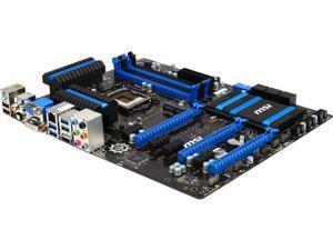 MSI Z87-G55-R LGA 1150 Intel Z87 HDMI SATA 6Gb/s USB 3.0 ATX Intel Motherboard Certified Refurbished