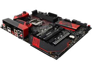 MB MSI | Z170A GAMING M9 ACK RTL Configurator