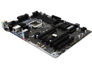 MB MSI | H170A PC MATE RTL Configurator