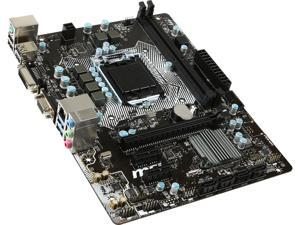 MB MSI | H110M PRO-VD RTL Configurator