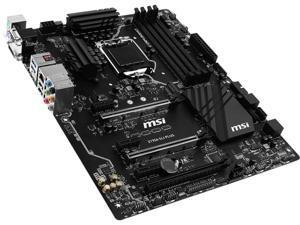 MB MSI | Z170A SLI PLUS RTL Configurator