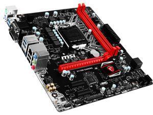 MB MSI | H110M GAMING R Configurator