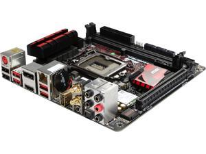 Refurbished: MSI Z170I Gaming Pro AC LGA 1151 Intel Z170 HDMI SATA 6Gb/s USB 3.1 Mini ITX Intel Motherboard