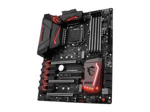 MSI Z270 GAMING M7 LGA 1151 Intel Z270 HDMI SATA 6Gb/s USB 3.1 ATX Motherboards - Intel