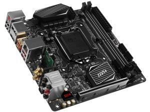 MSI Z270I GAMING PRO CARBON AC LGA 1151 Intel Z270 Mini ITX Motherboards - Intel