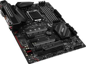 MSI Z270 GAMING PRO CARBON LGA 1151 Intel Z270 HDMI SATA 6Gb/s USB 3.1 ATX Motherboards - Intel