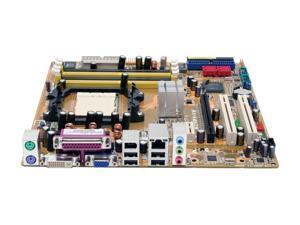 ASUS M2NPV-VM Micro ATX AMD Motherboard