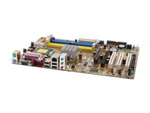 ASUS P5VDC-X ATX Intel Motherboard