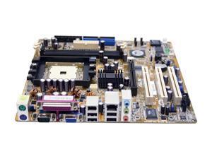 ASUS K8V-MX Micro ATX AMD Motherboard