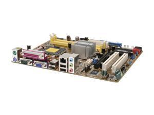 ASUS P5GZ-MX Micro ATX Intel Motherboard