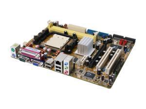 ASUS M2V-MX SE Micro ATX AMD Motherboard