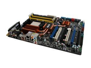 ASUS M3A32-MVP Deluxe/WiFi ATX AMD Motherboard
