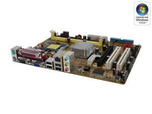 ASUS P5N-MX LGA 775 NVIDIA GeForce 7050 Micro ATX Intel Motherboard
