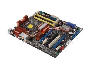 ASUS P5N-T Deluxe ATX Intel Motherboard
