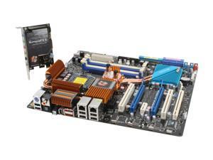 ASUS MAXIMUS EXTREME  <GREEN> LGA 775 Intel X38 ATX Intel Motherboard